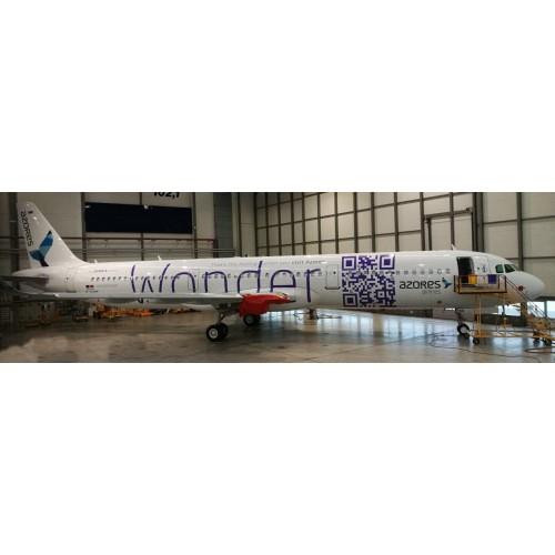 """A321neo """"Wonder"""" 1:400"""