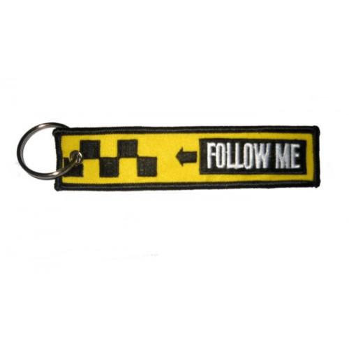 Porta-chaves Follow Me