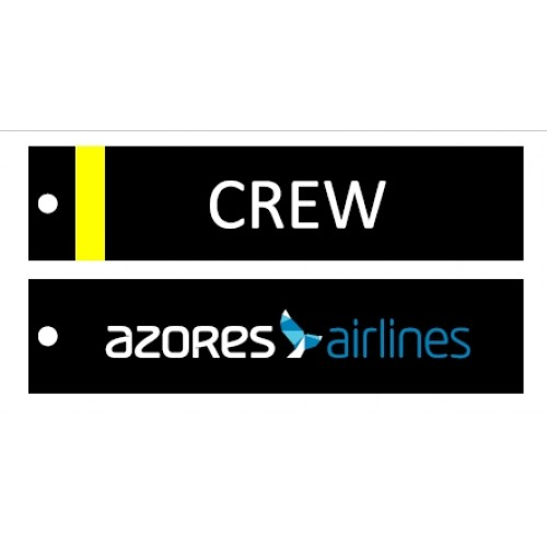 Porta-chaves Cabin Crew | Azores Airlines