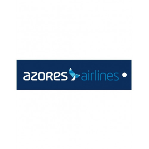 Porta-chaves Azores Airlines | Novo
