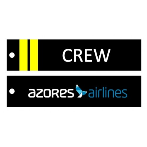 Porta-chaves Purser | Azores Airlines