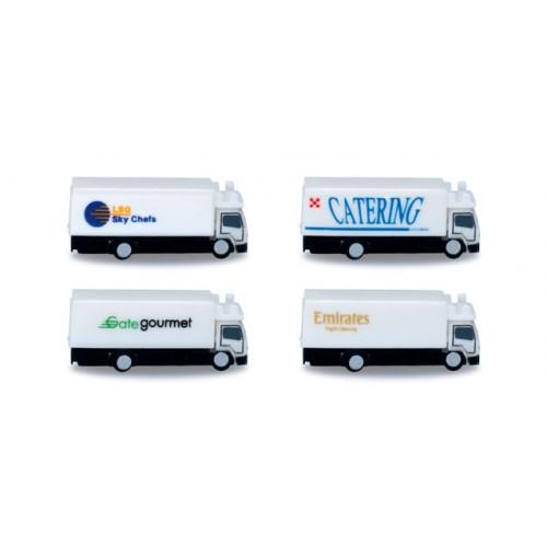 Camiões de Catering | Pack de 4