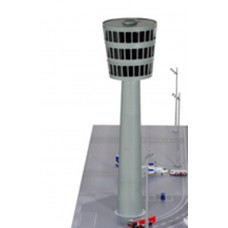 Airport Tower - construction kit 1:200
