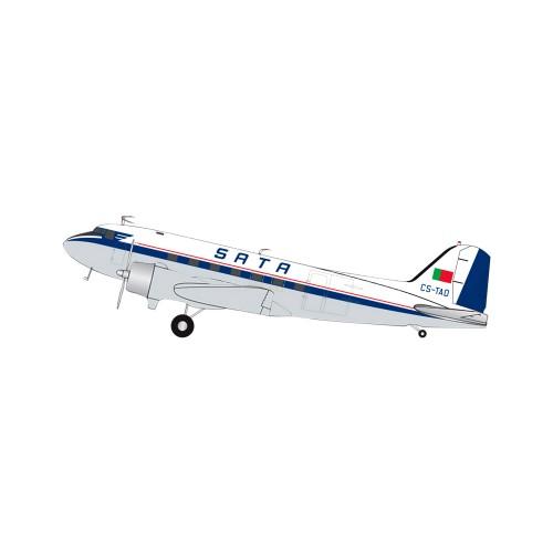 DC-3 CS-TAD 1:200