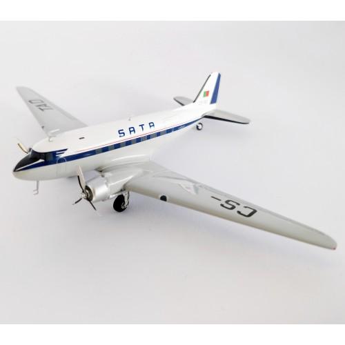 DC-3 CS-TAD