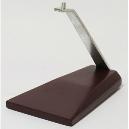 1/400 WOOD STAND WITH METAL UPRIGHT NEW TOOL
