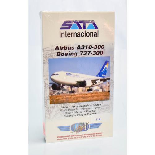 Cassete voo A310