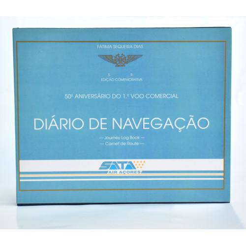 Diário de Navegação - 50 anos do primeiro voo comercial da SATA