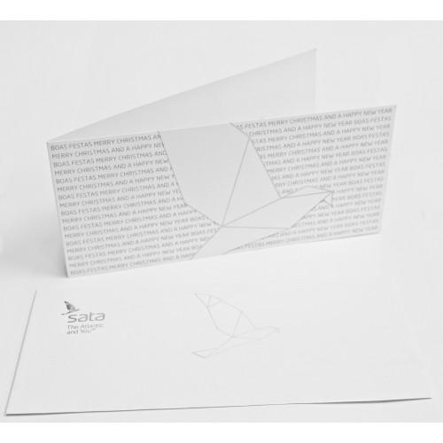 Postal de Natal | SATA