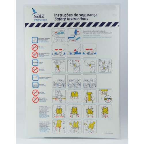 Safety Card A310 SATA