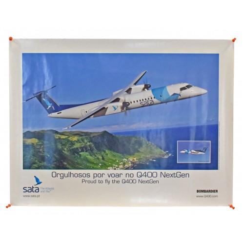 Poster Dash Q400