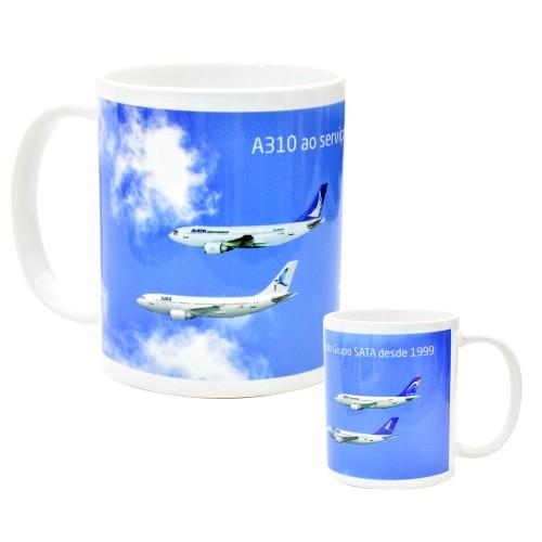 Caneca Airbus A310