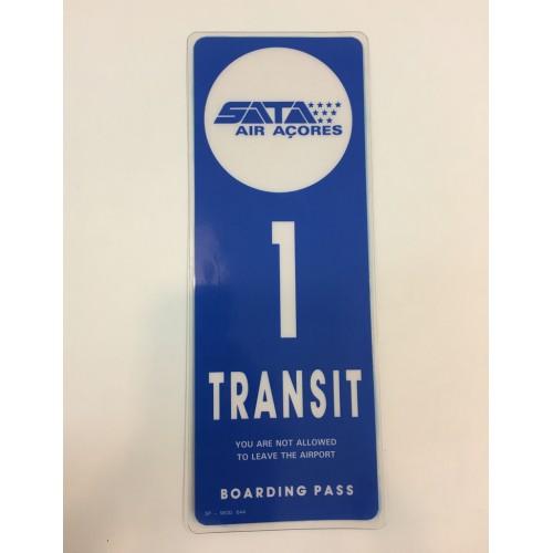Cartão de trânsito Nº1