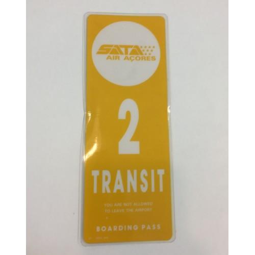 Cartão de trânsito Nº2