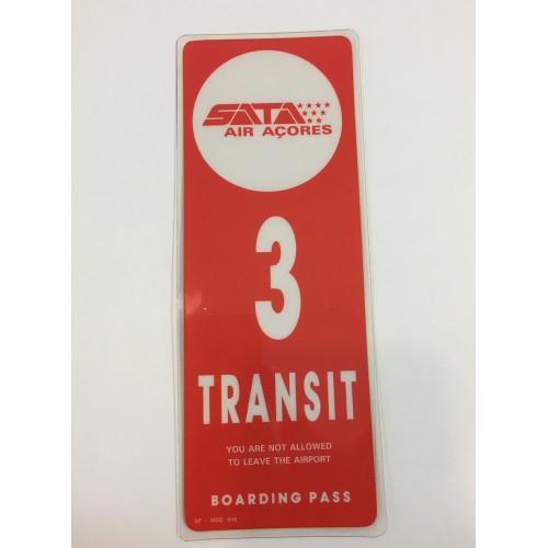Cartão de trânsito Nº3