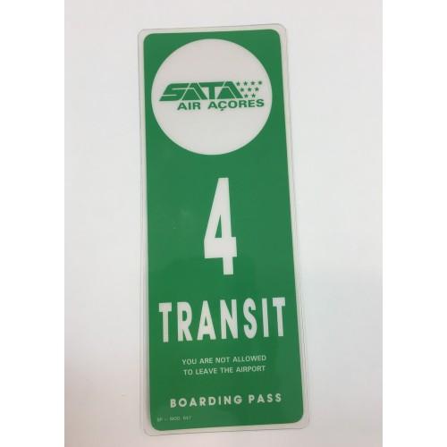 Cartão de trânsito Nº4