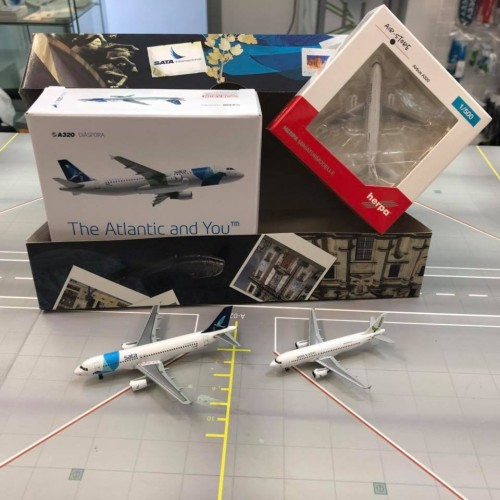 Pack A320 - CS-TKO + CS-TKQ