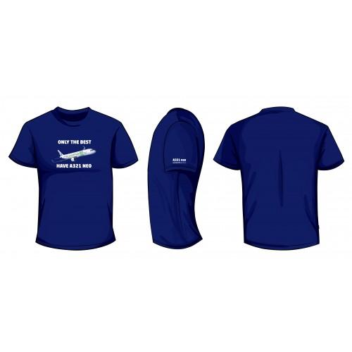 T-shirt A321neo