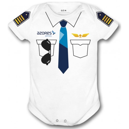 Babygrow - Azores Airlines (boy)