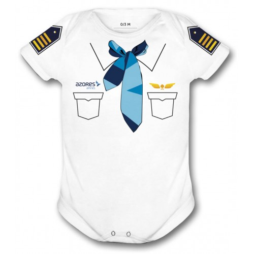 Babygrow - Azores Airlines (girl)