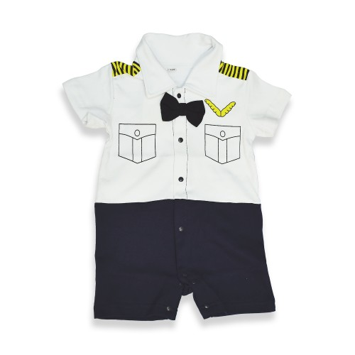 Commander costume for baby 80cm