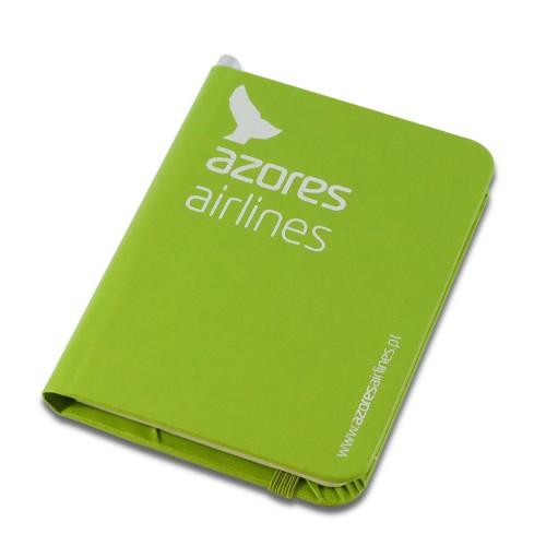 Bloco de Notas Azores Airlines